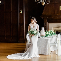 Oak Room Wedding (Photographer, Creative Direction & Planning: Charmaine Mallari)